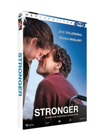 Stronger | Gordon Green, David. Monteur