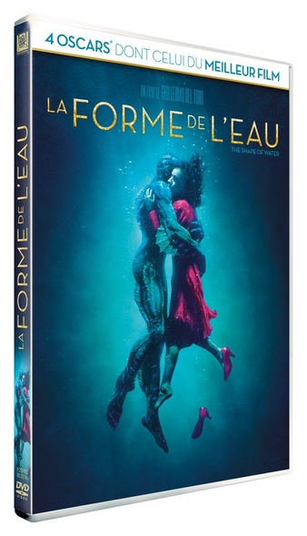 La Forme de l'eau : The Shape of water