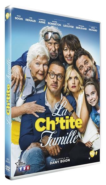 La Ch'tite famille / Dany Boon, réal. ; Dany Boon, Valérie Bonneton, Line Renaud, Pierre Richard, act. |