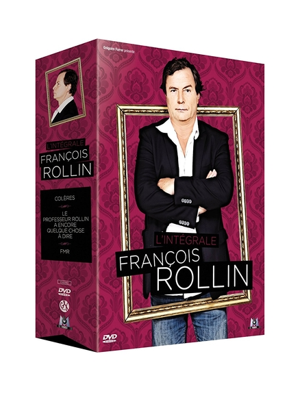 François Rollin : Le professeur Rollin a encore quelque chose à dire | Rollin, François. Acteur