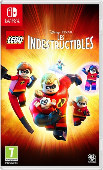Lego Les Indestructibles 2 - Switch  |