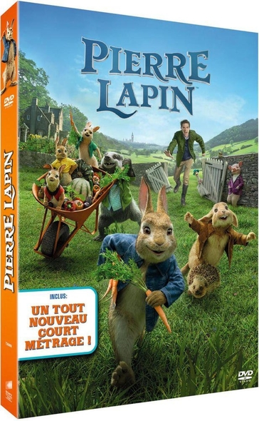 Pierre Lapin = Peter Rabbit | Gluck, Will. Monteur