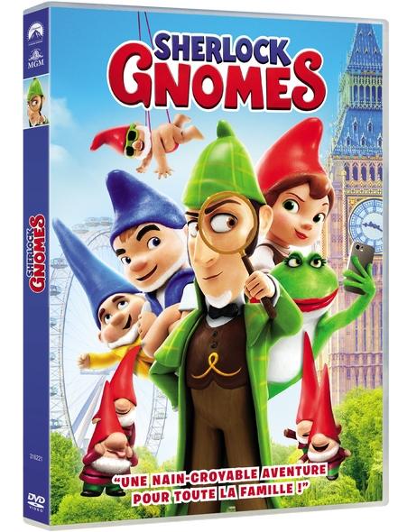 Sherlock Gnomes | Stevenson, John. Metteur en scène ou réalisateur