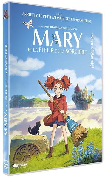 Mary et la fleur de la sorcière | Yonebayashi, Hiromasa. Metteur en scène ou réalisateur