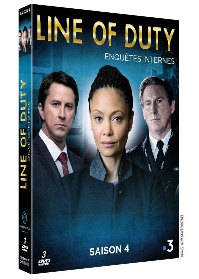 Line of Duty / Jed Mercurio,scénariste et  réal. ; Vicky McClure Martin, Compston, Thandie Newton, [et al], act.  