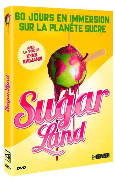 Sugarland = That Sugar Film / Damon Gameau, réal. | Gameau, Damon. Metteur en scène ou réalisateur. Scénariste