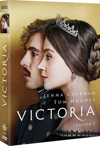 Victoria : saison 2. Saison 2 = Victoria | James Larsson, Lisa. Monteur