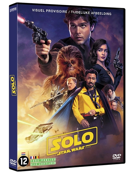 Solo : A Star Wars Story = Solo : A Star Wars Story | Howard, Ron. Monteur