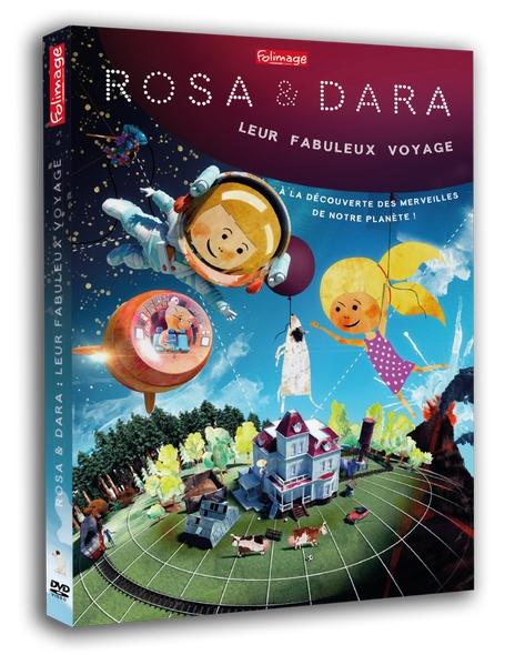 Rosa et Dara : Leur fabuleux voyage | Chernysheva, Natalia. Monteur