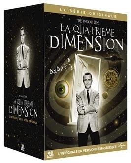 La Quatrième dimension : La série originale / film de Rod Serling | Serling, Rod. Auteur