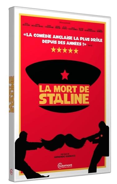 Mort de Staline (La) = The Death of Stalin | Iannucci, Armando. Réalisateur
