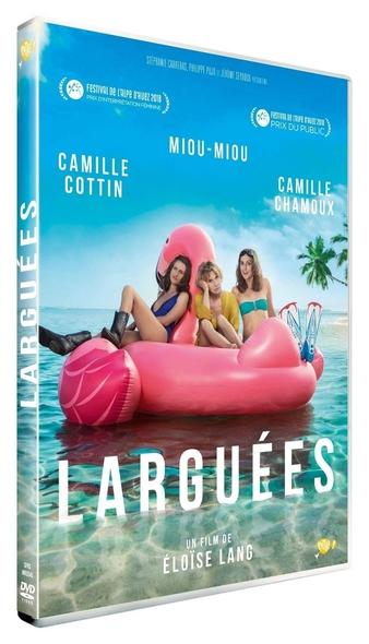 Larguées / Eloïse Lang, , scénariste et réal. ; Miou-Miou, Camille Cottin, Camille Chamoux, [et al ], act. |