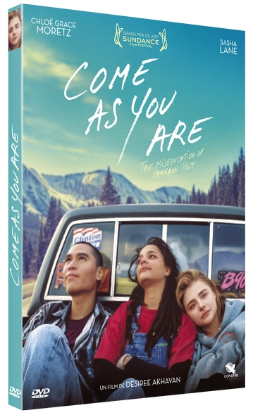 Come as you are = The miseducation of Cameron Post |