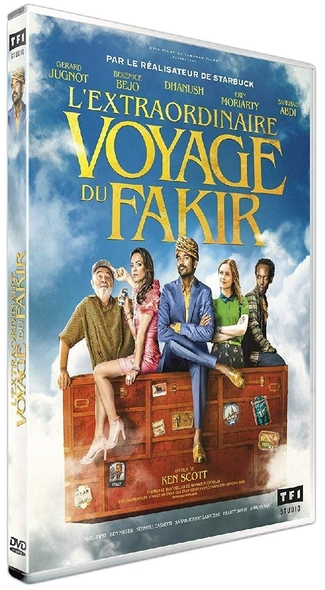 Extraordinaire Voyage du Fakir (L') | Scott, Ken. Monteur