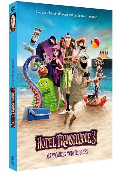 Hôtel Transylvanie 3 . DVD. Des vacances monstrueuses = Hotel Transylvania 3: Summer Vacation / Genndy Tartakovsky, réal.  |