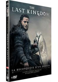 The Last Kingdom : 3 DVD = The Last Kingdom - Season 2 | Hoar, Peter. Réalisateur