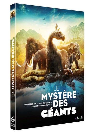 Le Mystère des géants . DVD |