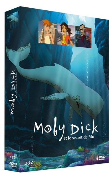 Moby Dick et le secret de Mu. Volume 1