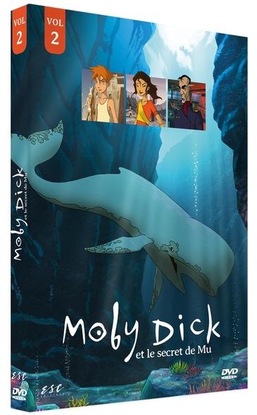 Moby Dick et le secret de Mu. Volume 2