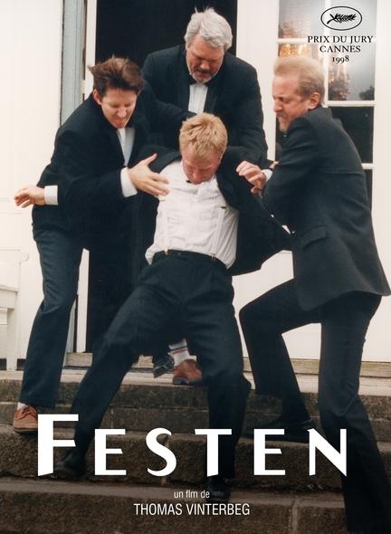 Festen : fête de famille / réalisé par Thomas Vinterberg | Vinterberg, Thomas (1969-....). Monteur