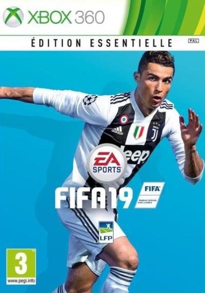 Fifa 19 - Edition Essentielle - Xbox 360 : Xbox 360 |