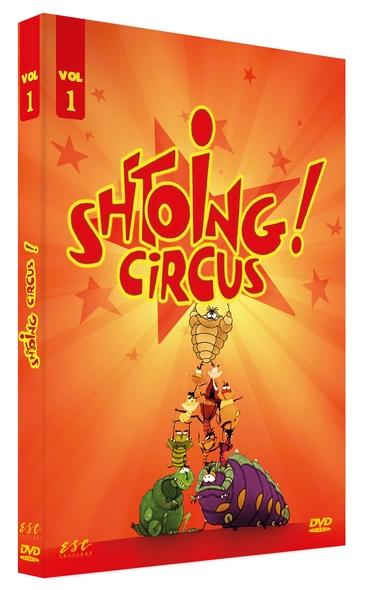 Shtoing Circus. Volume 1