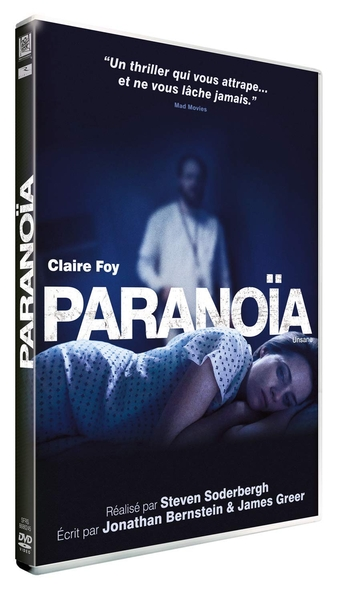 Paranoïa = Unsane / Steven Soderbergh | Soderbergh, Steven. Metteur en scène ou réalisateur