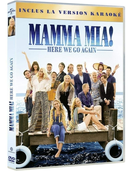 Mamma Mia ! : Here We Go Again = Mamma Mia! Here We Go Again | Parker, Ol. Antécédent bibliographique