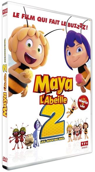 Maya l'abeille 2 : Les Jeux du miel = Biene Maja 2 - Die honigspiele, Die / Noel Cleary, Sergio Delfino, Alexs Stadermann, réal.  | Cleary , Noel . Scénariste