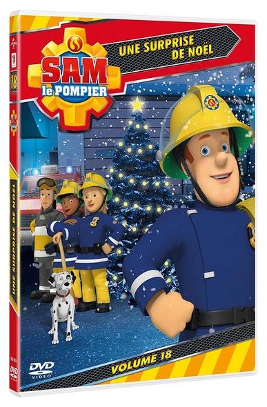 Sam le Pompier . 18, Une surprise de Noël / film de Gary Andrews  | Andrews , Gary . Metteur en scène ou réalisateur