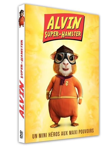 Alvin Super-Hamster . DVD = Supermarsu / Joona Tena, réal.    Tena , Joona . Scénariste