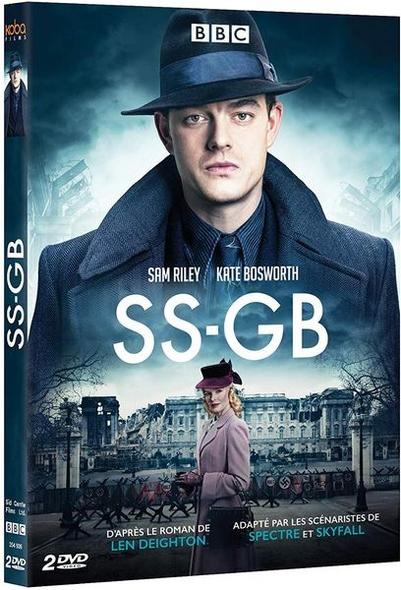 SS-GB : 2 DVD | Kadelbach, Philipp. Réalisateur