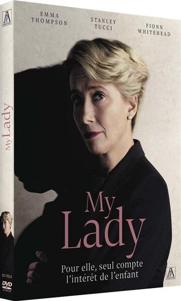 My Lady = The Children Act / Richard Eyre, réal. | Eyre, Richard. Metteur en scène ou réalisateur