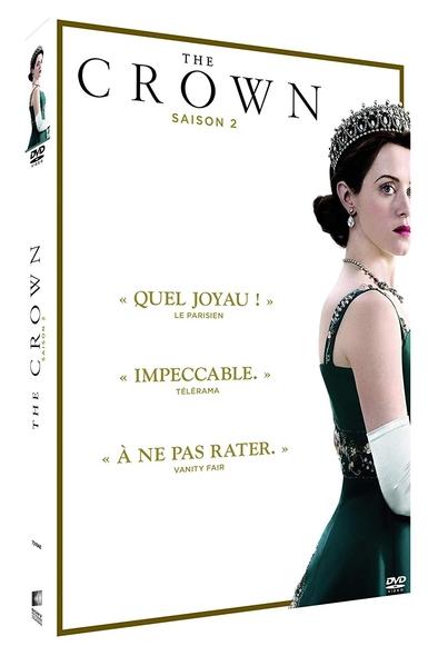The Crown : saison 2. Saison 2 = The Crown - Season 2   Martin, Philip. Monteur