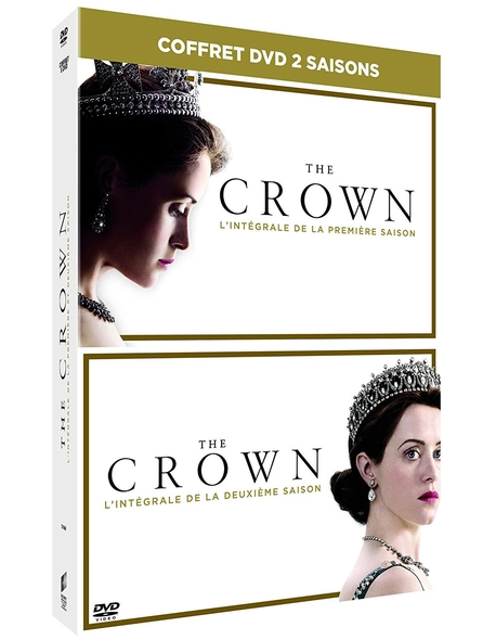 The Crown : 4 DVD | Daldry, Stephen. Réalisateur