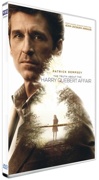 Vérité sur l'affaire Harry Quebert (La) : 4 DVD | Annaud, Jean-Jacques. Réalisateur