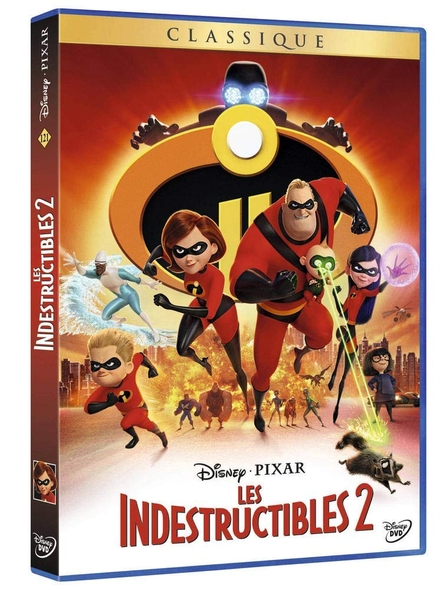 Indestructibles 2 (Les) = Incredibles 2 | Bird, Brad. Monteur