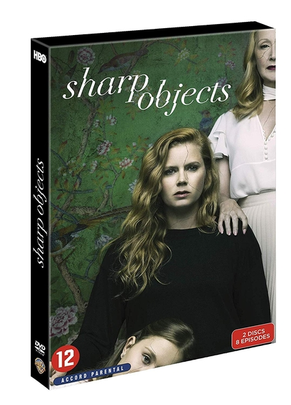 Sharp Objects : 2 DVD | Vallée, Jean-Marc. Réalisateur