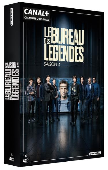 Bureau des légendes (Le) : Intégrale saison 4 | Ferran, Pascale. Réalisateur