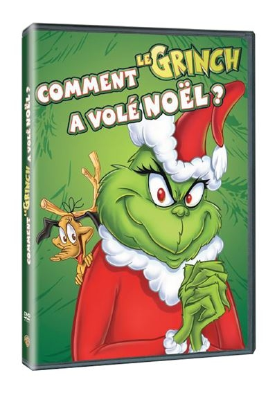 "Afficher ""Comment le Grinch a volé Noël !"""