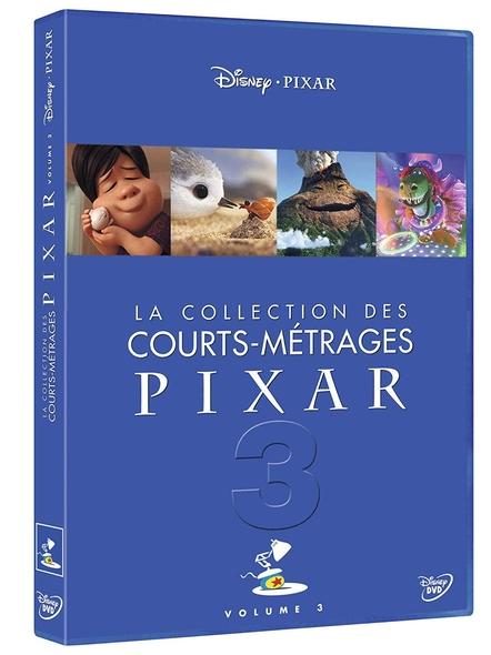 Collection des courts métrages Pixar (La). Volume 3 = Pixar Shorts | A. Walsh, Mark. Réalisateur
