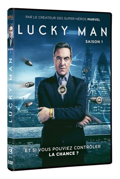 Lucky Man : saison 1 : Et si vous pouviez contrôler la chance ? = Stan Lee's Lucky Man / Andy Hay, David Caffrey, Louise Hooper, Andy De Emmony, réalisation | Hay, Andy. Metteur en scène ou réalisateur