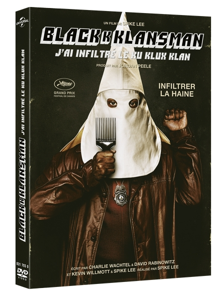"Afficher ""BlacKkKlansman"""