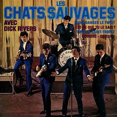 Les Chats Sauvages & Dick Rivers