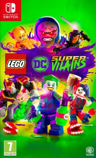 LEGO DC Super Vilains (SWITCH)