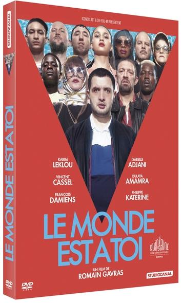 """Afficher """"Le Monde est à toi"""""""