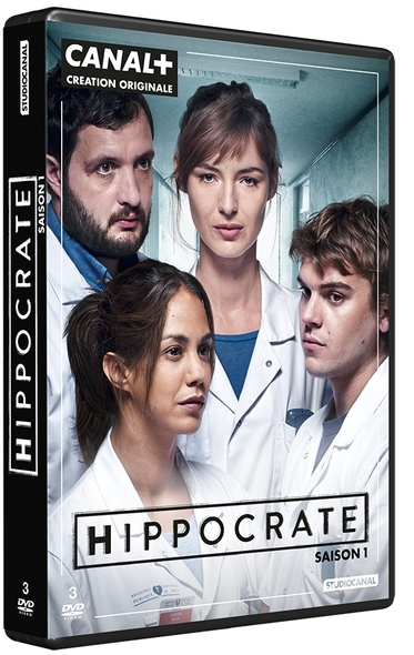 Hippocrate : 3 DVD |