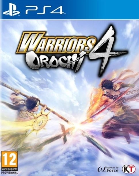Warriors Orochi 4[quatre] / Koei Techmo | Koei Techmo. Éditeur commercial