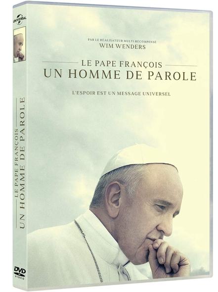 Pape François (Le) : Un homme de parole = Pope Francis: A Man of His Word   Wenders, Wim. Monteur