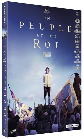 Un peuple et son roi | Schoeller, Pierre. Monteur